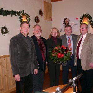 Willi Brase, Helmut Kuhne, Hannelore Kraft, Bernd Banschkus, Reinhard Jung