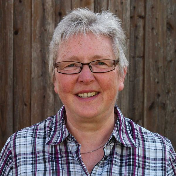 Die Vorsitzende der AsF Wenden, Hildegund Hennrichs.